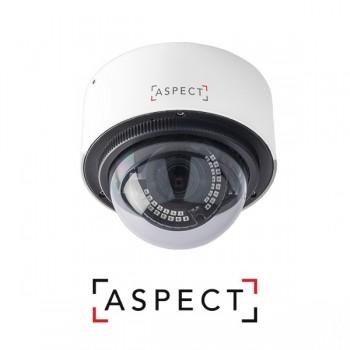 Aspect Lite 2MP AHD Motorised Dome Camera