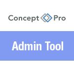 Concept Pro Admin Tool