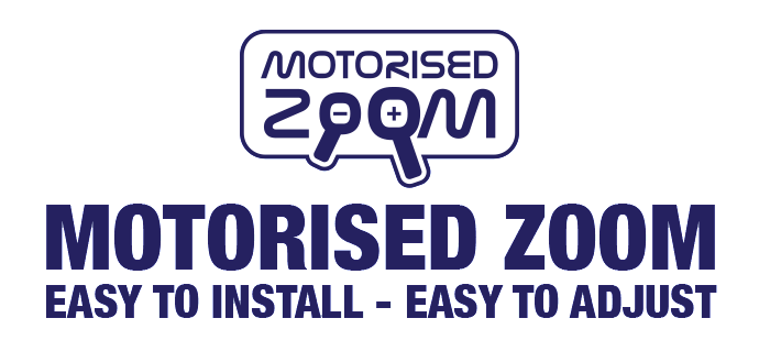 Motorised Zoom banner