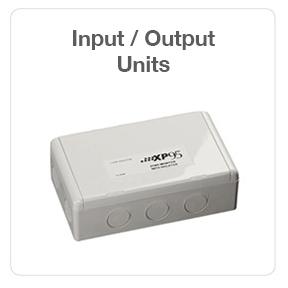 Go to Input / Output Units