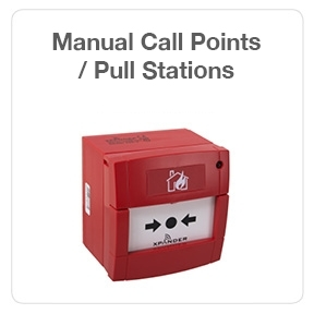 Manual Call Points / Pull Stations