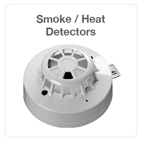 Go to Smoke / Heat Detectors