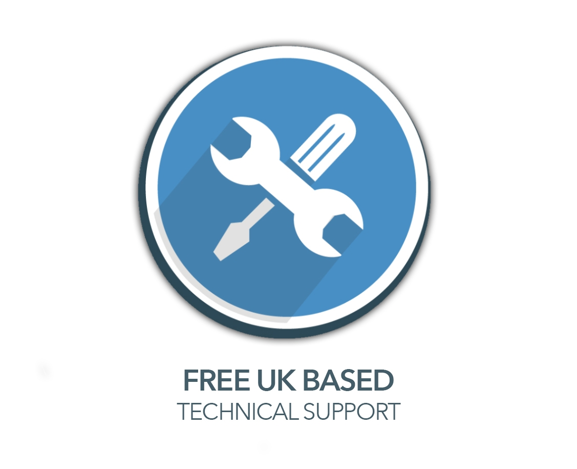 Free UK Based Technical Support