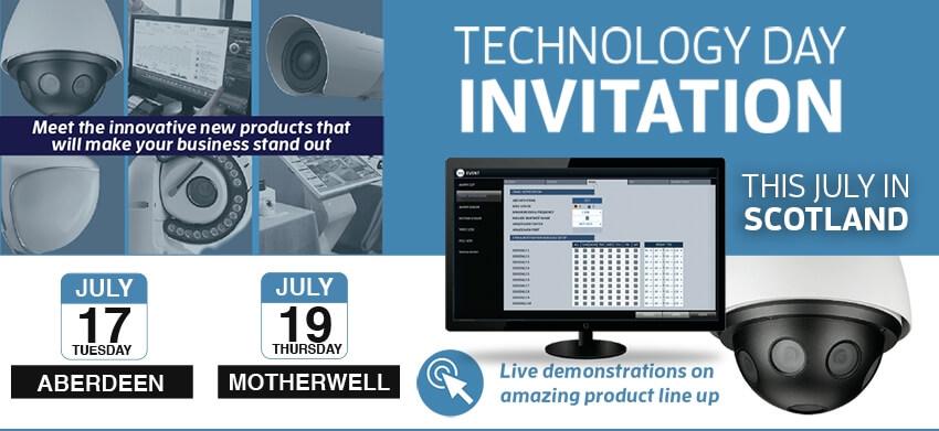 Aberdeen & Motherwell Technology Days