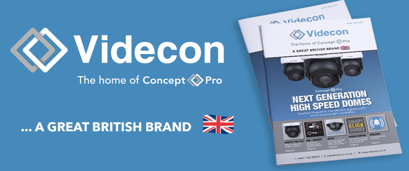 Videcon The home of Concept Pro Brochure